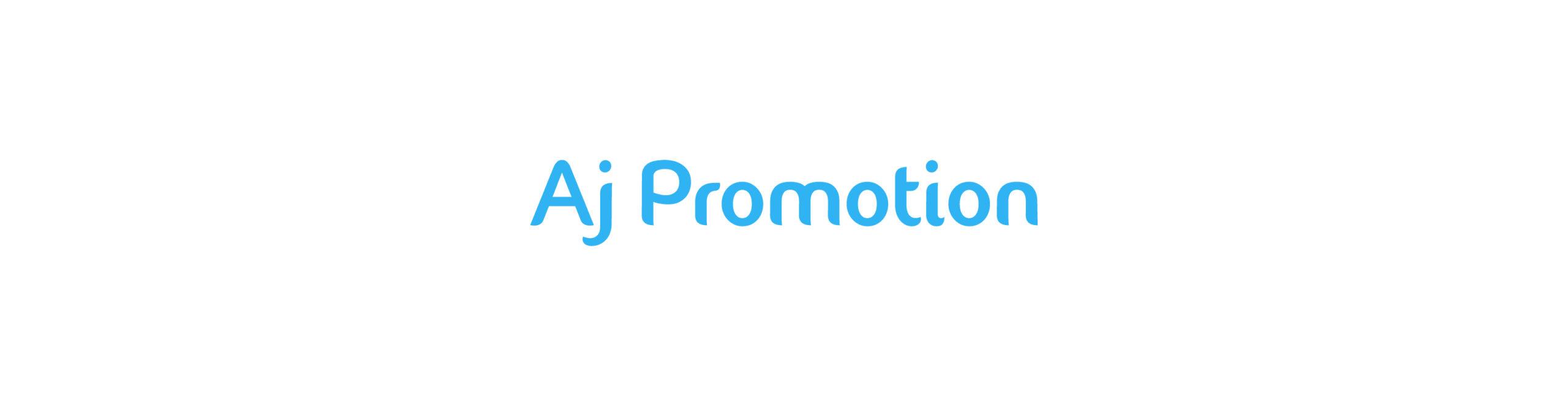 AJ Promotion logo