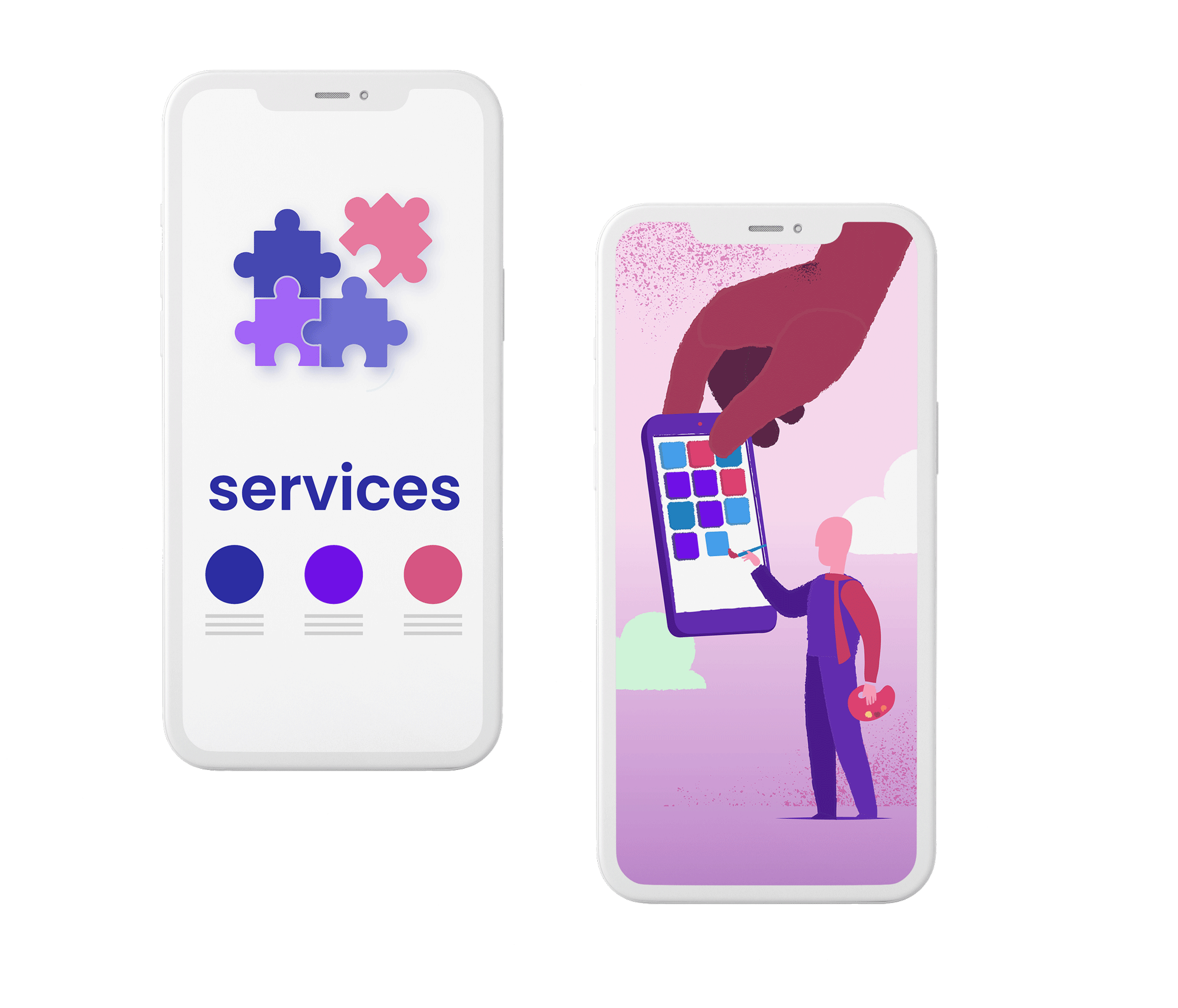 Une large palette de services