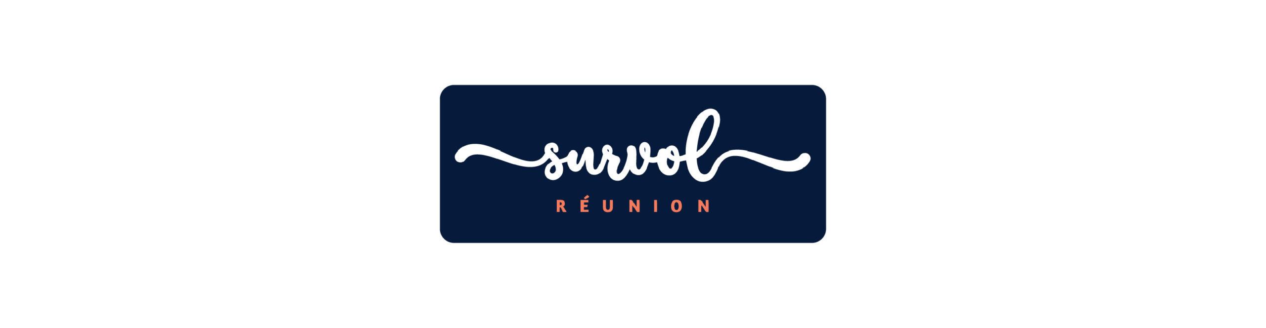 Logo de Survol Réunion