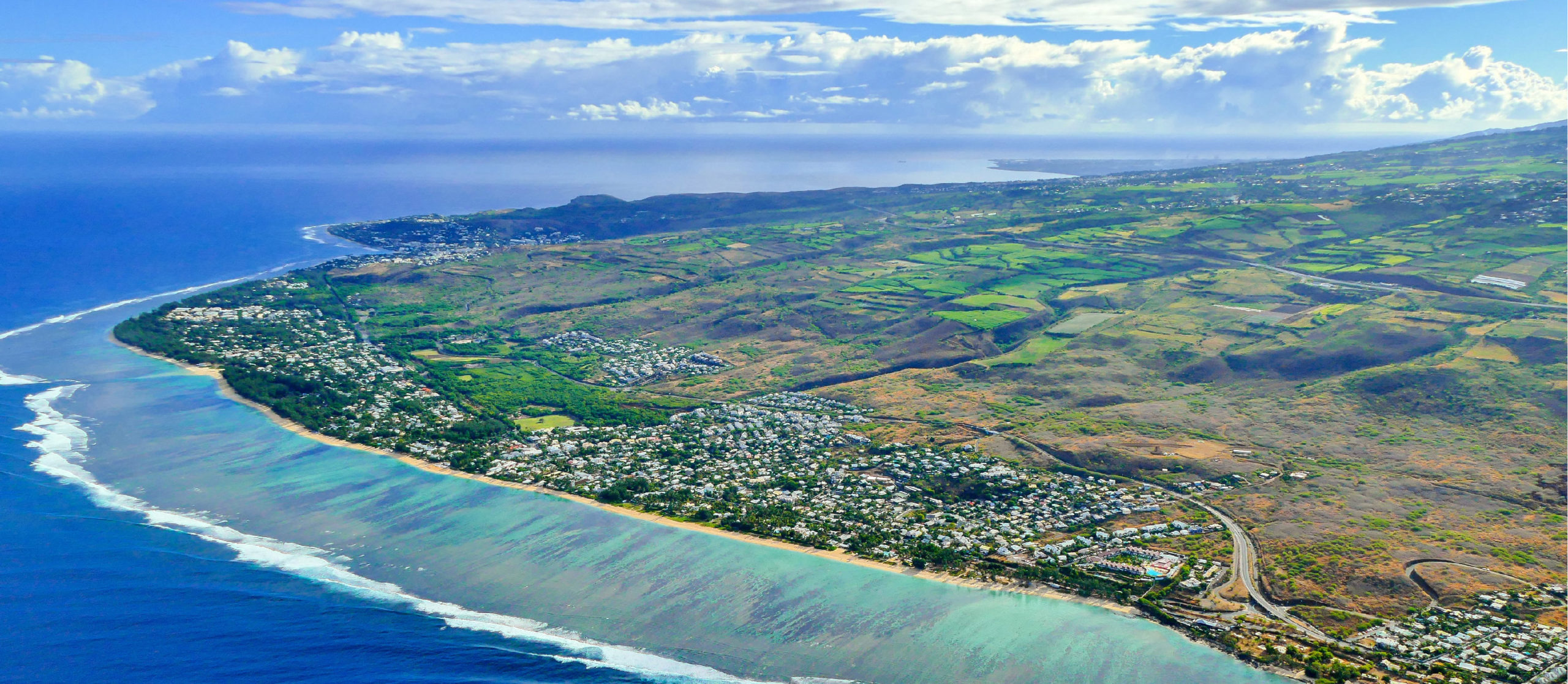 Survol Réunion