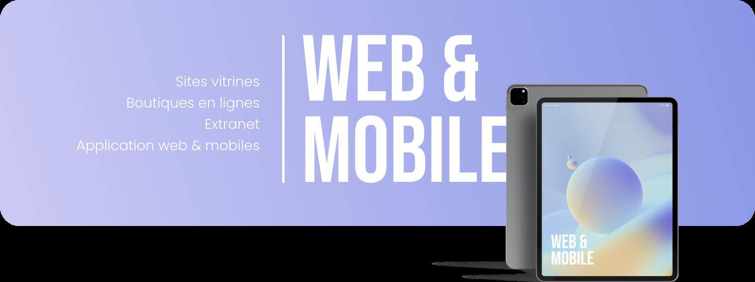 Web & <br> Application