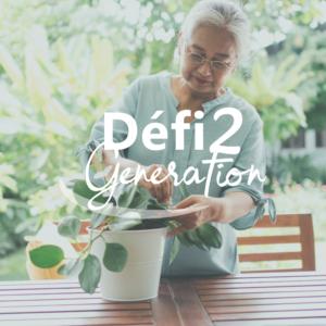 Défi2Génération portfolio